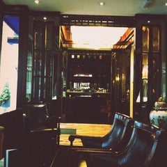 Photo taken at The Rathbone Hotel by muriel d. on 4/20/2012
