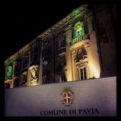 Photo taken at Municipio di Pavia by Frank G. on 6/4/2012