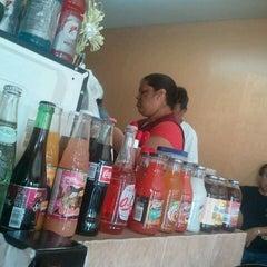 Photo taken at El Jarocho by David S. on 4/16/2012