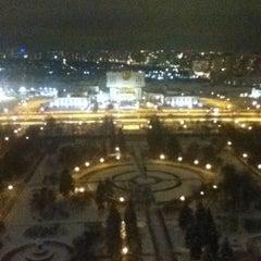 Photo taken at Географический факультет МГУ by Ann K. on 2/27/2012