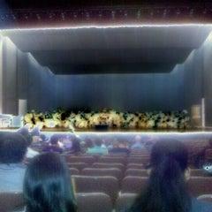 Photo taken at Elliott Hall of Music (ELLT) by DeDe M. on 4/20/2012