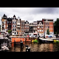 Photo taken at Amsterdam by Pavel O. on 7/9/2012