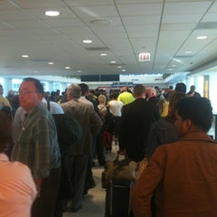 Photo taken at TSA Security Checkpoint by David Shestokas on 5/17/2012