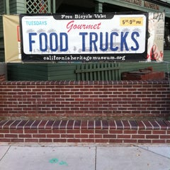 Photo taken at Santa Monica Food Truck Lot by Lace B. on 6/27/2012