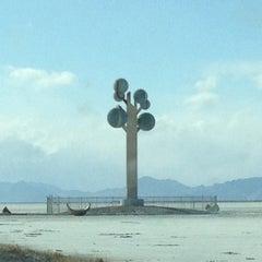 Photo taken at Metaphor: The Tree Of Utah by Mark S. on 2/25/2012