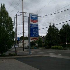 Photo taken at Chevron by Motorcycle D. on 6/13/2012