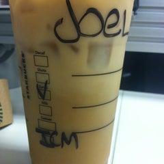 Photo taken at Starbucks by Joel B. on 8/25/2012