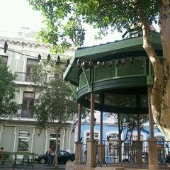 Photo taken at Plaza De Armas by Pit on 6/25/2012