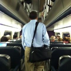 Photo taken at Metra Ho Ho Ho Train by iSapien 1. on 3/29/2012