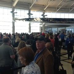 Photo taken at TSA Security Checkpoint by Landon W. on 3/4/2012
