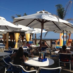 Photo taken at The Beach Bar by Larry B. on 8/29/2012