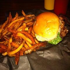 Photo taken at Frat Burger by Mitch B. on 4/15/2012