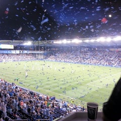 Photo taken at Sporting Park by Juan G. on 8/2/2012