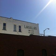 Photo taken at LaSala's Deli by Tony M. on 3/13/2012