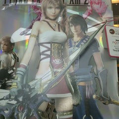 Photo taken at GameStop by Tone on 2/3/2012