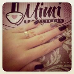 Photo taken at Mimi Esmalteria by Milena N. on 6/29/2012