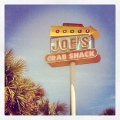 Photo taken at Joe's Crab Shack by Amanda P. on 8/25/2012