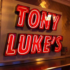 Photo taken at Tony Luke's by Tom M. on 7/21/2012