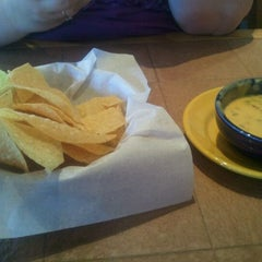 Photo taken at On The Border Mexican Grill & Cantina by Ben J. on 3/28/2012