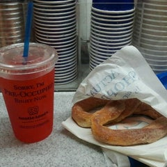 Photo taken at Auntie Anne's by Allah A. on 6/19/2012