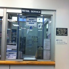 Photo taken at United States Post Office - Williamsbridge Station by Tanya T. on 6/1/2012