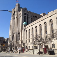 Photo taken at Masonic Temple by Señora C. on 3/17/2012