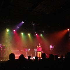 Photo taken at The Barnyard Theatre by Lorraine B. on 6/19/2012