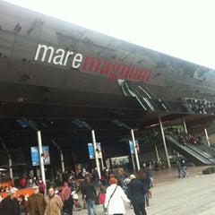 Photo taken at Maremagnum by Sali H. on 2/19/2012