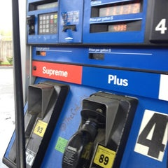 Photo taken at Exxon by Tasha D. on 3/24/2012