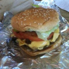Photo taken at Five Guys by Mike B. on 7/29/2012
