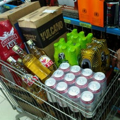 Photo taken at Mateus Supermercado by Daniel F. on 4/7/2012