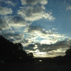 Photo taken at Cos Cob, CT by Hepburn M. on 6/15/2012