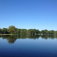 Photo taken at Lake James by KayJay K. on 7/11/2012