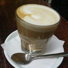 Photo taken at Bacio Café by Helen on 8/15/2012
