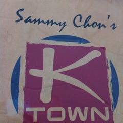 Photo taken at Dolsot House | K-Town BBQ Korean Restaurant by Yoli K. on 7/4/2012