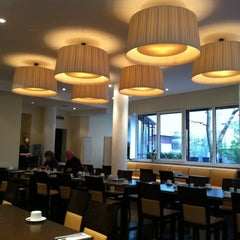 Photo taken at Bristol Hotel by Engin C. on 3/3/2012