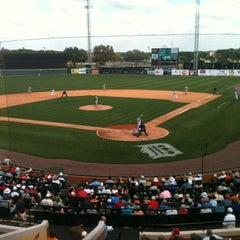 Photo taken at Joker Marchant Stadium by Marc Z. on 3/2/2012