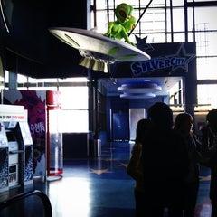 Photo taken at SilverCity Metropolis Cinemas by Anto C. on 3/28/2012