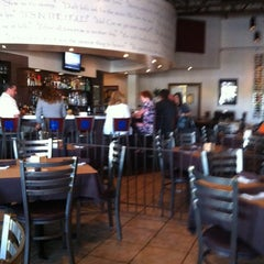 Photo taken at Catablu Grille by Donna G. on 8/30/2012