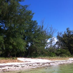 Photo taken at Ted Sperling Park at South Lido Beach by Chris C. on 7/29/2012