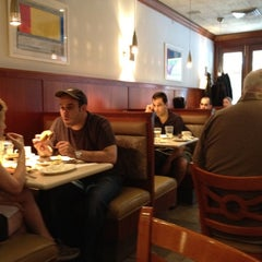 Photo taken at Stargate Restaurant by Dominic G. on 7/4/2012