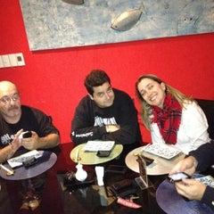 Photo taken at Junmai by Silvio T. on 7/22/2012