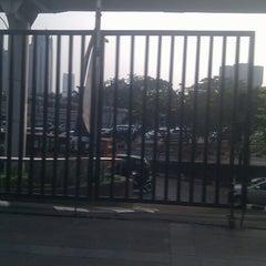 Photo taken at The Plaza Semanggi by Esther on 8/1/2012