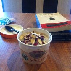 Photo taken at Starbucks by Rick M. on 6/22/2012