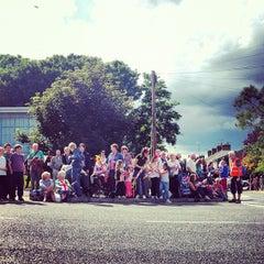 Photo taken at Faversham Railway Station (FAV) by Anthony F. on 7/19/2012