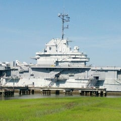 Photo taken at Patriots Point Naval & Maritime Museum by Cramp on 6/28/2012