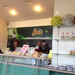 Photo taken at Café Amazon (คาเฟ่ อเมซอน) by Joobjang N. on 4/25/2012
