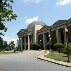 Photo taken at Anderson County Library by Brittany B. on 8/16/2012