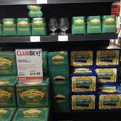 Photo taken at BevMo! by Nathan R. on 6/9/2012