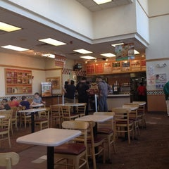 Photo taken at Wendy's by Petter J. on 4/21/2012